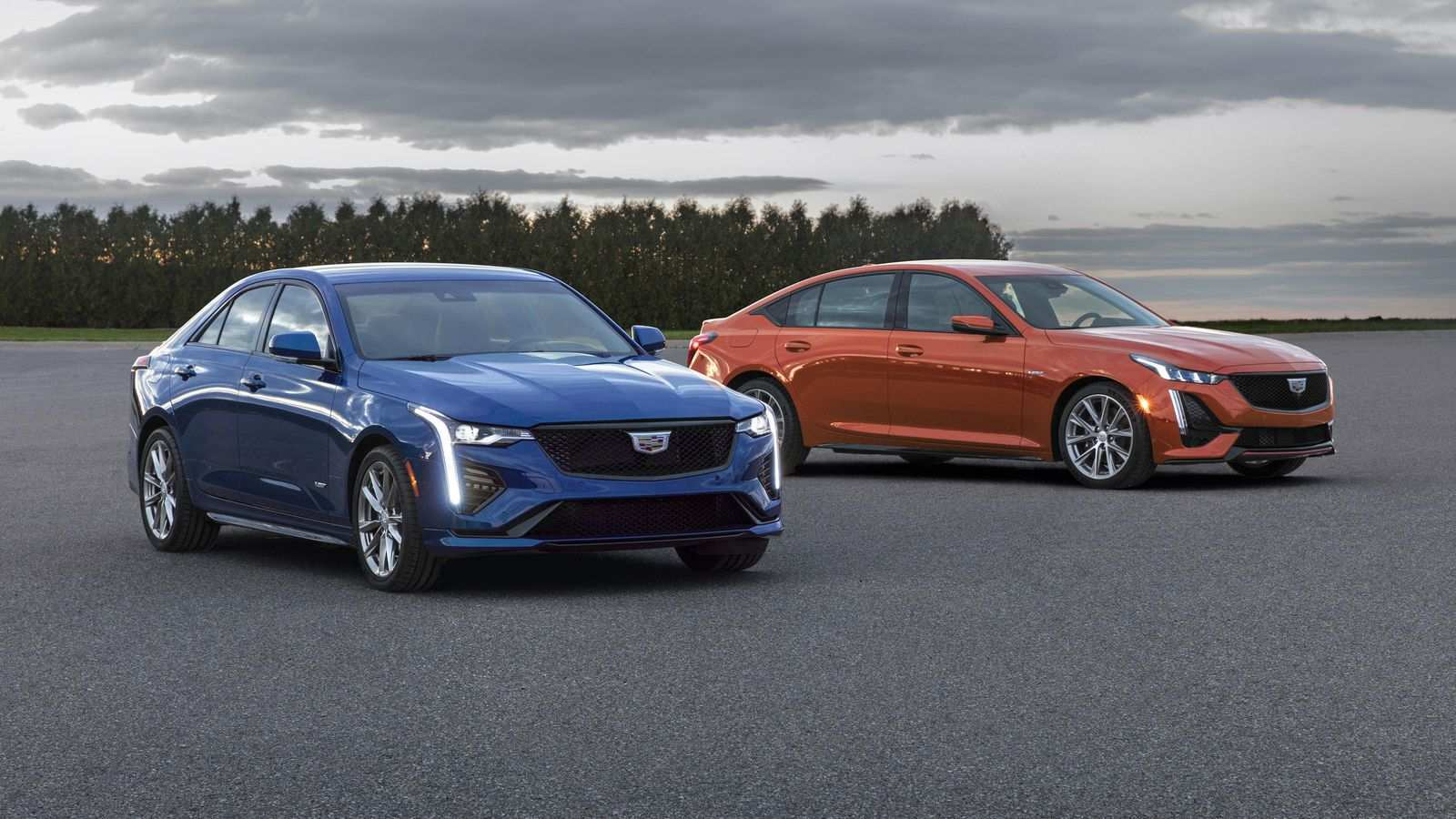 26 A 2020 Cadillac Ct5 V Performance And New Engine