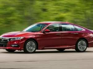 26 A 2020 Honda Accord Sedan First Drive