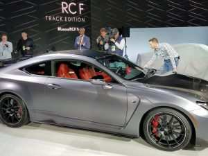 26 A 2020 Lexus Rc F Track Edition 0 60 Pictures