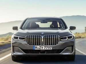 26 A BMW New 7 Series 2020 Style