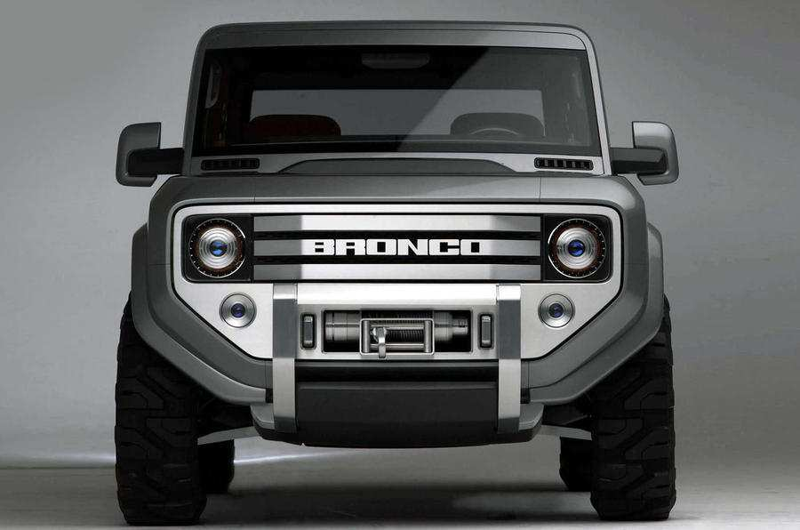 26 A Ford Bronco 2020 Uk Pictures