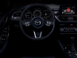 26 A Mazda 6 2020 Interior Concept and Review