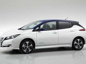 26 A Nissan Leaf 2020 Canada Images