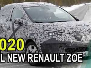 26 A Renault Zoe 2020 2 Engine
