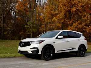 26 All New 2019 Acura Usa Performance and New Engine