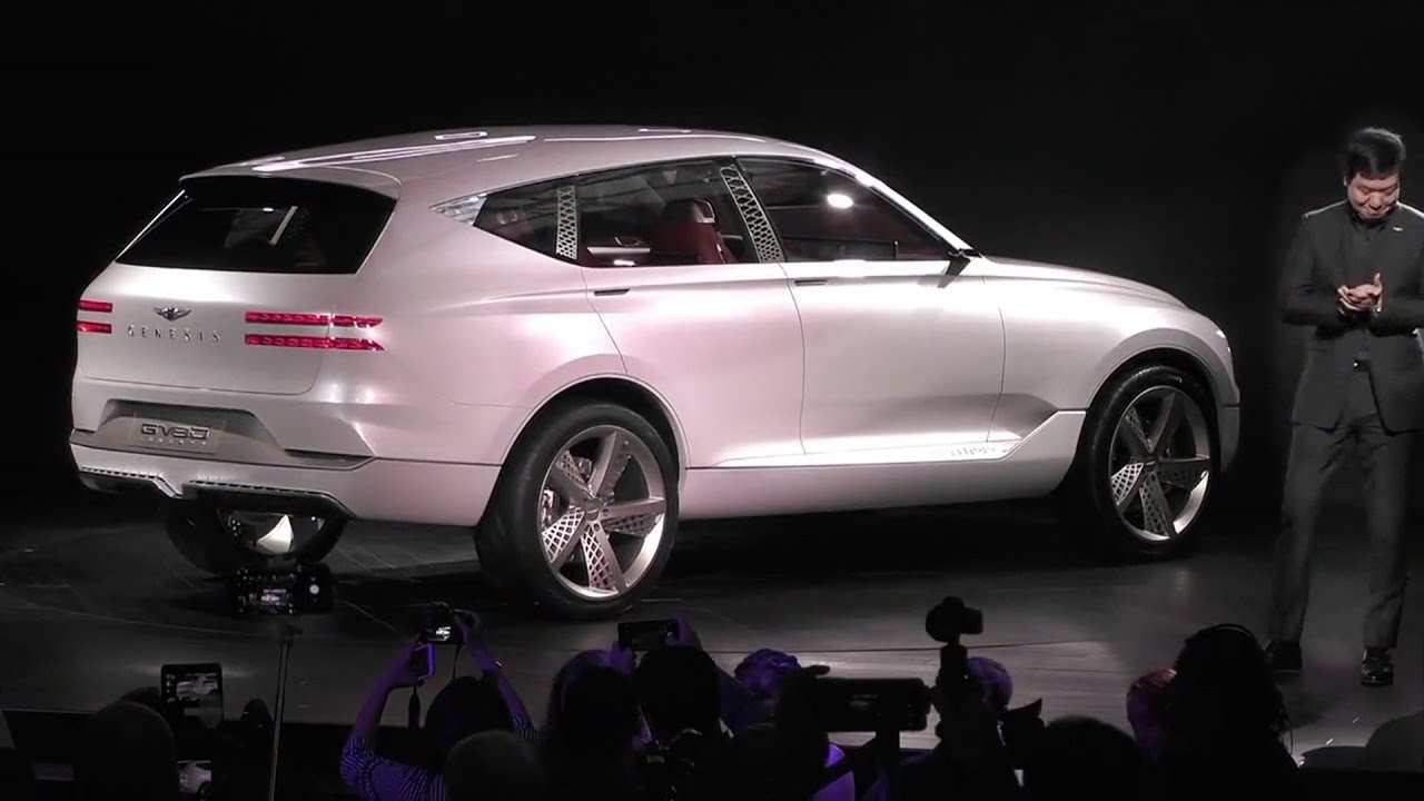 26 All New 2019 Genesis Suv Release Date