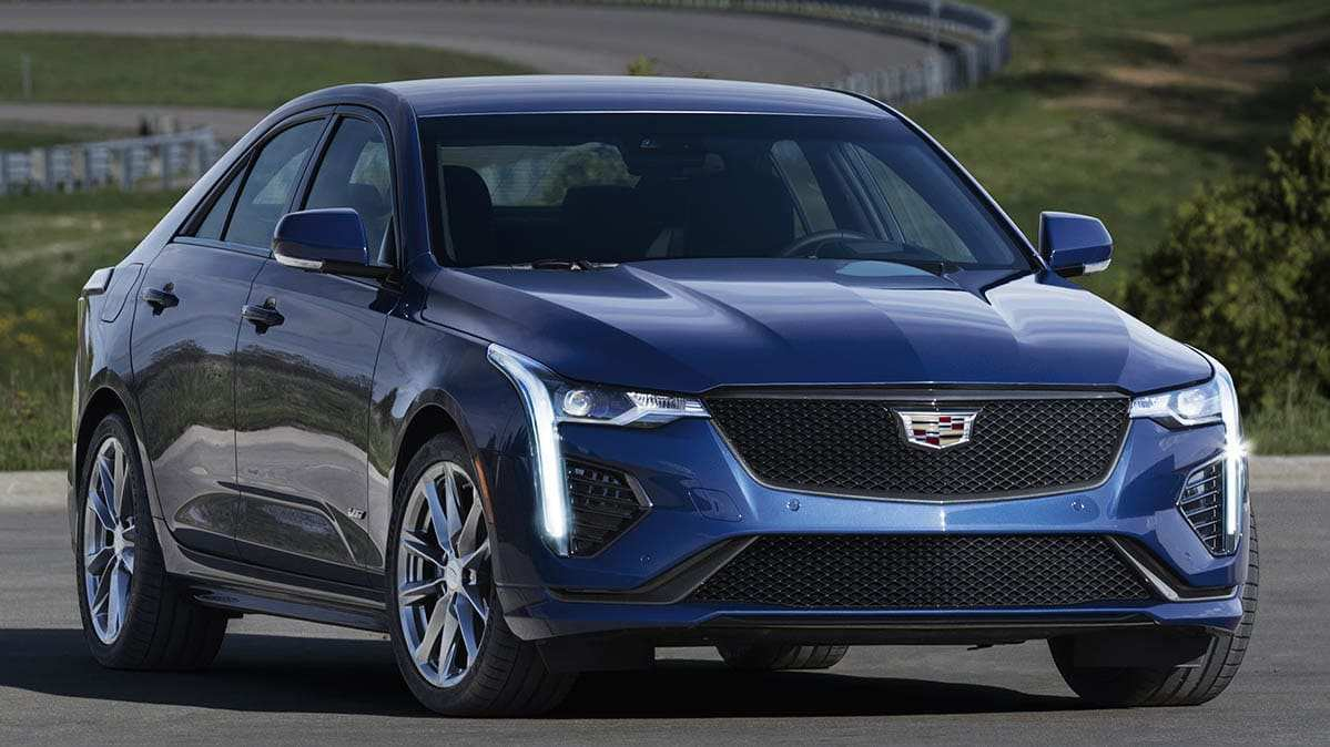 26 All New 2020 Cadillac Cars Performance
