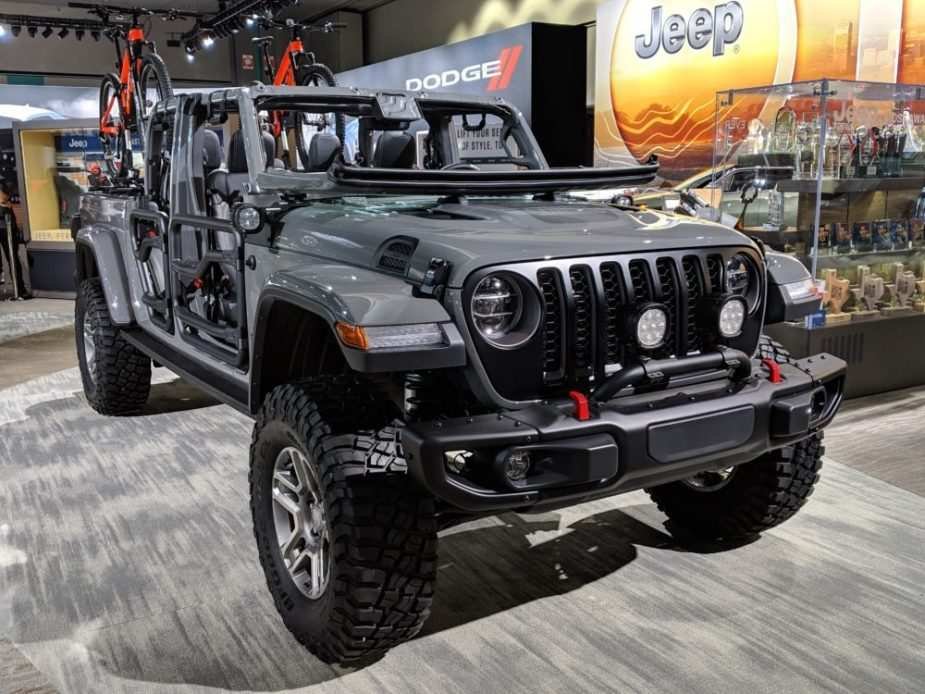 26 All New 2020 Jeep Gladiator Forum Model