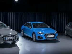 26 All New Audi A4 S Line 2020 Exterior and Interior