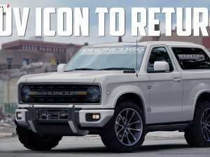 26 All New Ford Bronco 2020 Release Date Price and Review