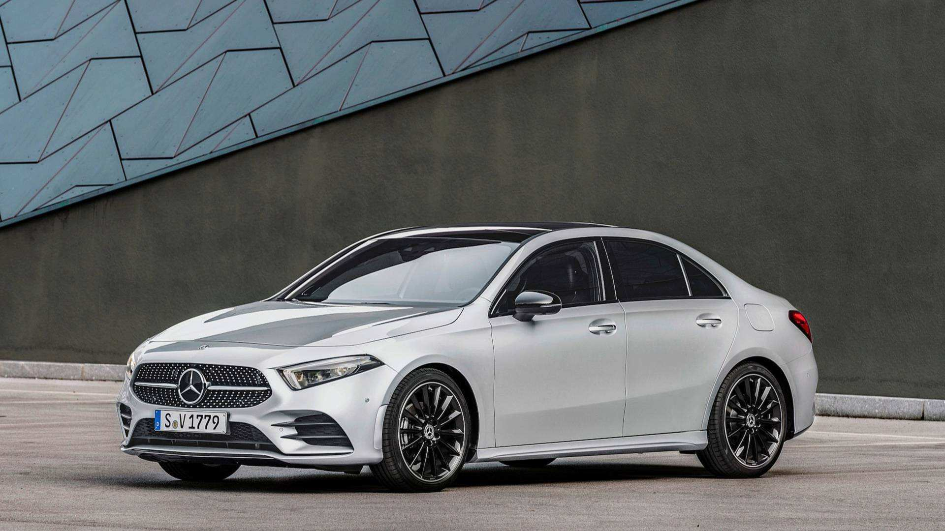 26 All New Mercedes 2019 A Class Redesign And Review