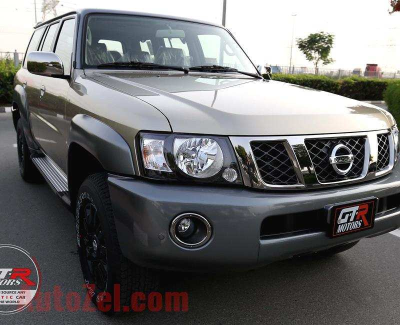 26 All New Nissan Super Safari 2019 Review