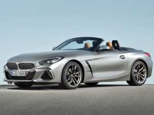 26 Best 2019 Bmw Roadster Concept