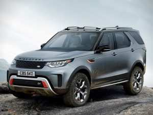 26 Best 2019 Land Rover Discovery Svx Review