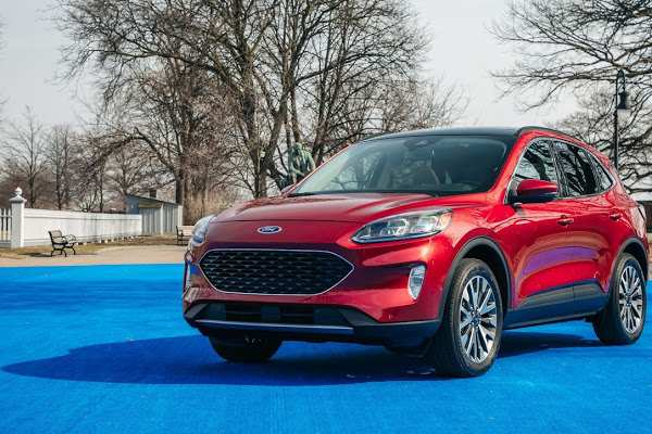 26 Best 2020 Ford Escape Jalopnik Performance And New Engine