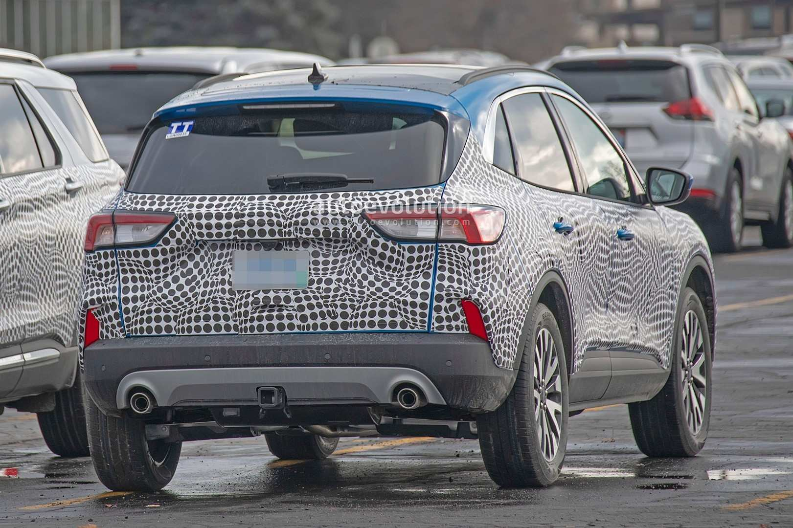 26 Best Ford Production 2020 Spy Shoot