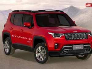 26 Best Jeep New Suv 2020 Price and Release date