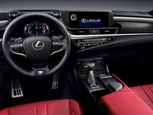 26 Best Lexus 2019 Es Interior Redesign and Review