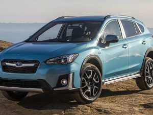 26 Best Subaru Electric Car 2019 Redesign and Concept