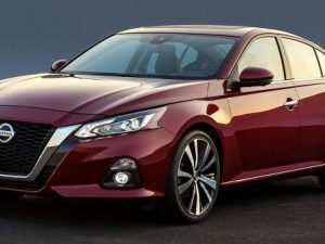 26 New 2019 Nissan Altima Concept Engine