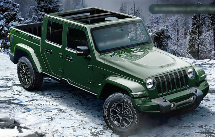 26 New 2020 Jeep Wrangler Unlimited Rubicon Colors Release Date