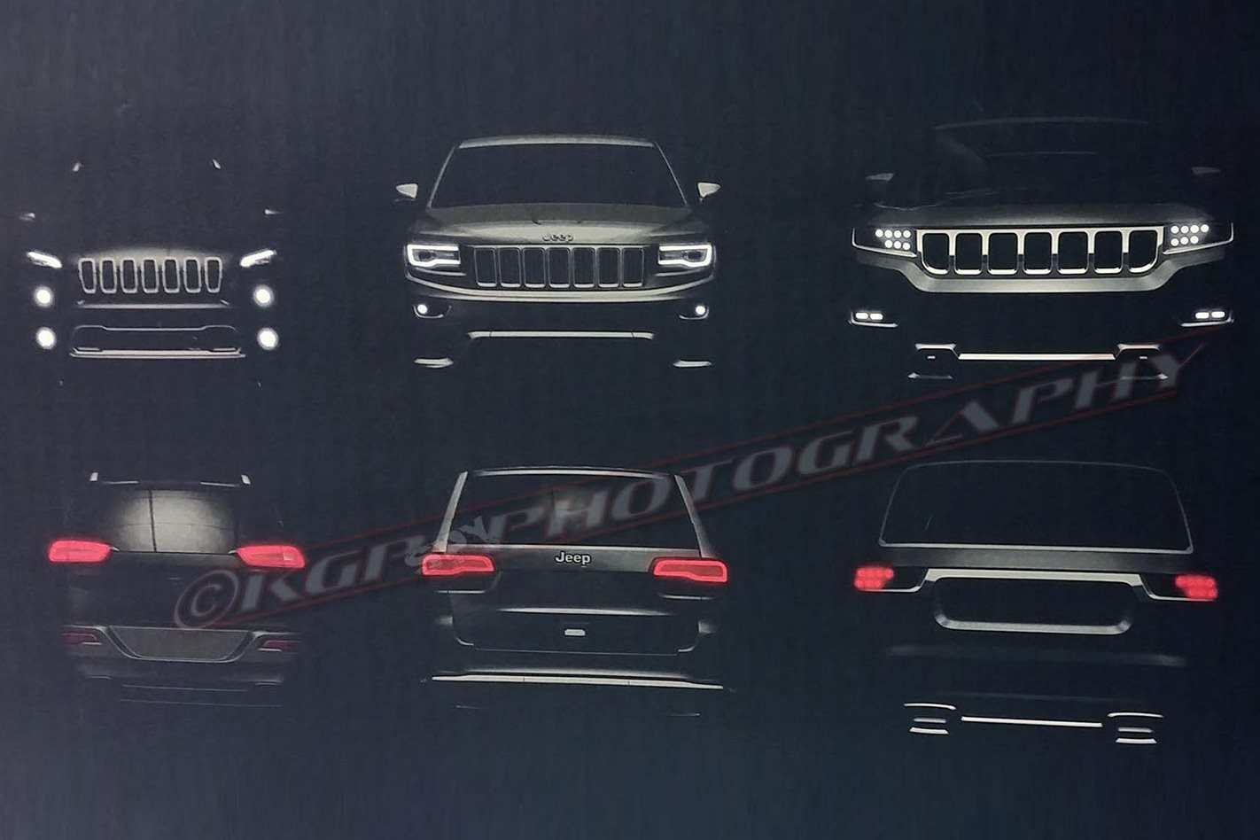 26 New Jeep 2020 Lineup Redesign