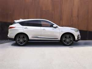 26 The 2019 Acura Rdx Images Concept
