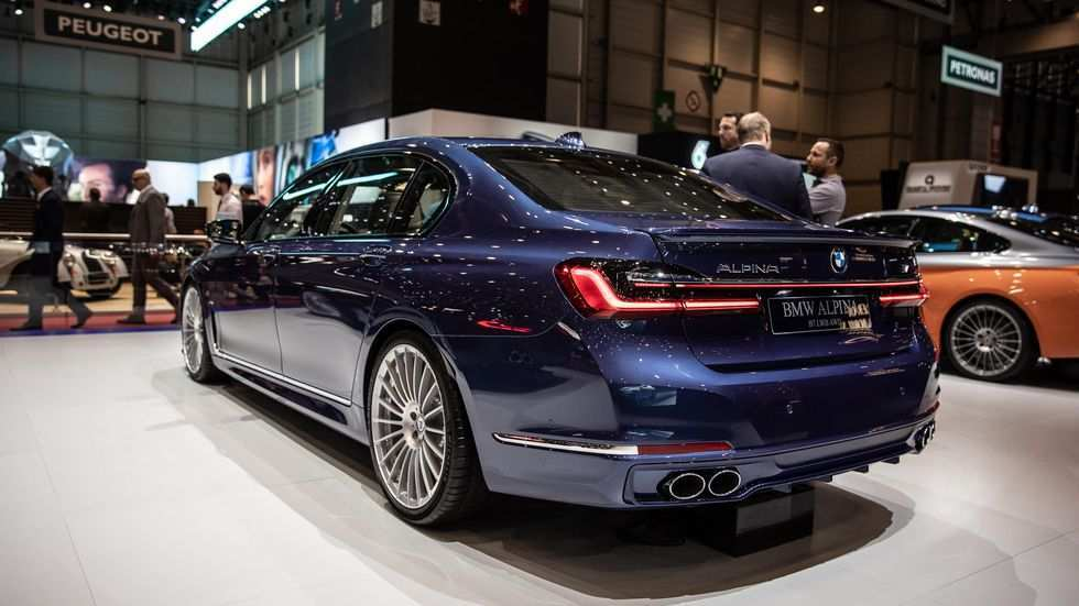 26 The 2019 Bmw B7 Specs And Review