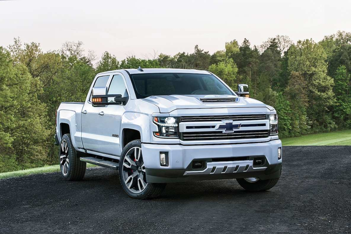 26 The 2019 Chevrolet Silverado Diesel New Model And Performance