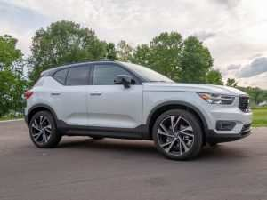 26 The 2019 Volvo Xc40 T5 R Design First Drive