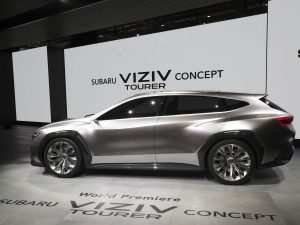 26 The 2020 Subaru Outback Concept Style