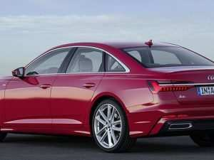 26 The Best 2019 Audi A6 Release Date Usa New Model and Performance