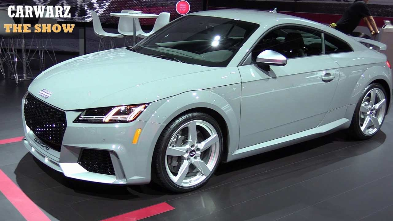 26 The Best 2019 Audi Tt Release Date Review