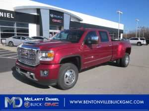 26 The Best 2019 Gmc 3500 Dually Denali Release