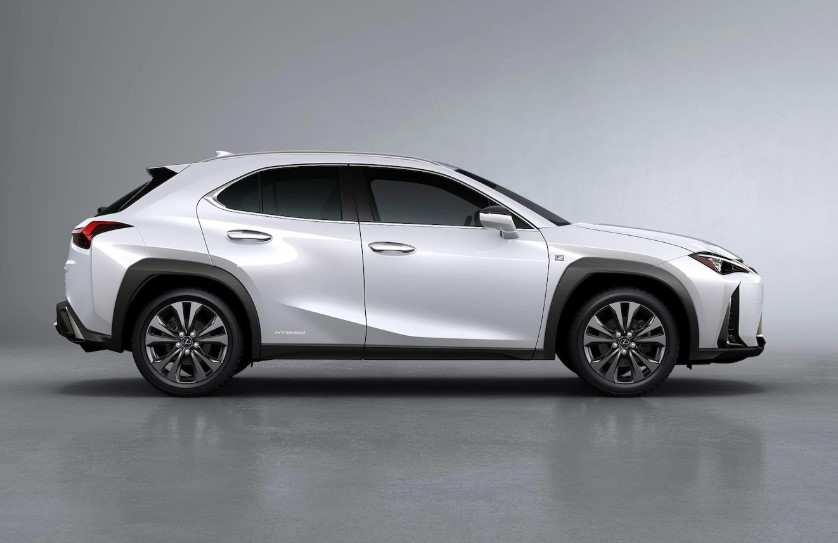 26 The Best 2019 Lexus Ux Release Date New Model And Performance