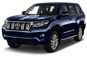 26 The Best 2019 Toyota Land Cruiser 300 Series New Concept