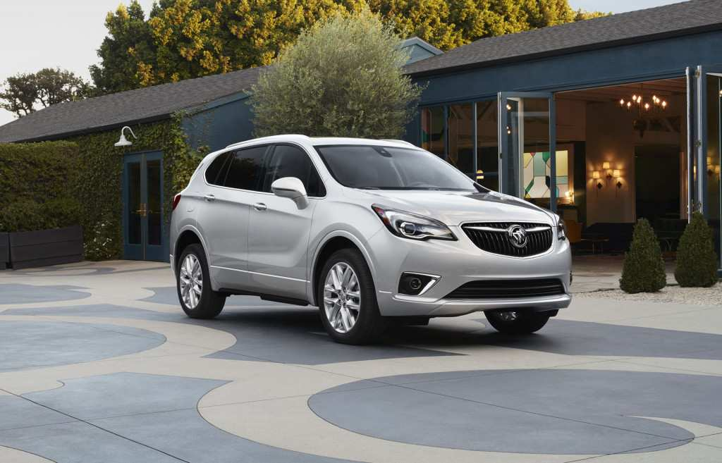 26 The Best 2020 Buick Envision Reviews Rumors