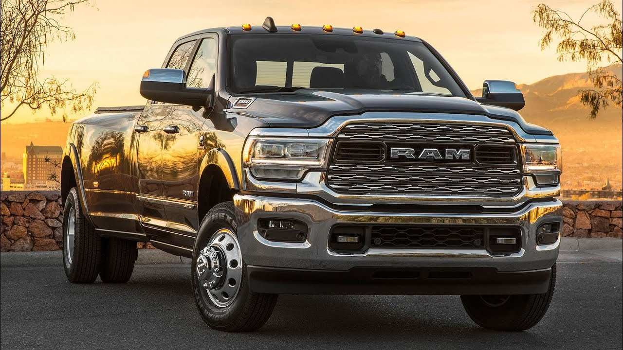 26 The Best 2020 Dodge Mega Cab 3500Hd Price Design And Review
