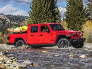 2020 Jeep Gladiator Mpg
