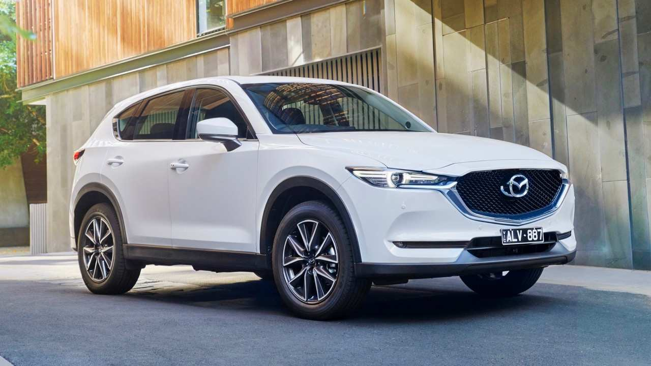 26 The Best Mazda Cx 5 2019 White Research New