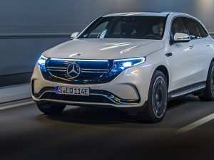 26 The Best Mercedes Benz Eqc 2019 Images