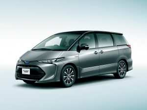 26 The Best Toyota Estima 2019 Exterior and Interior