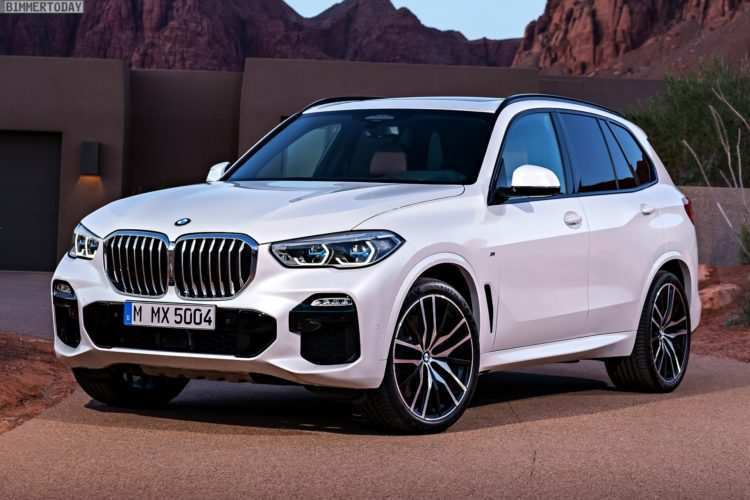 26 The Bmw X 2019 Speed Test