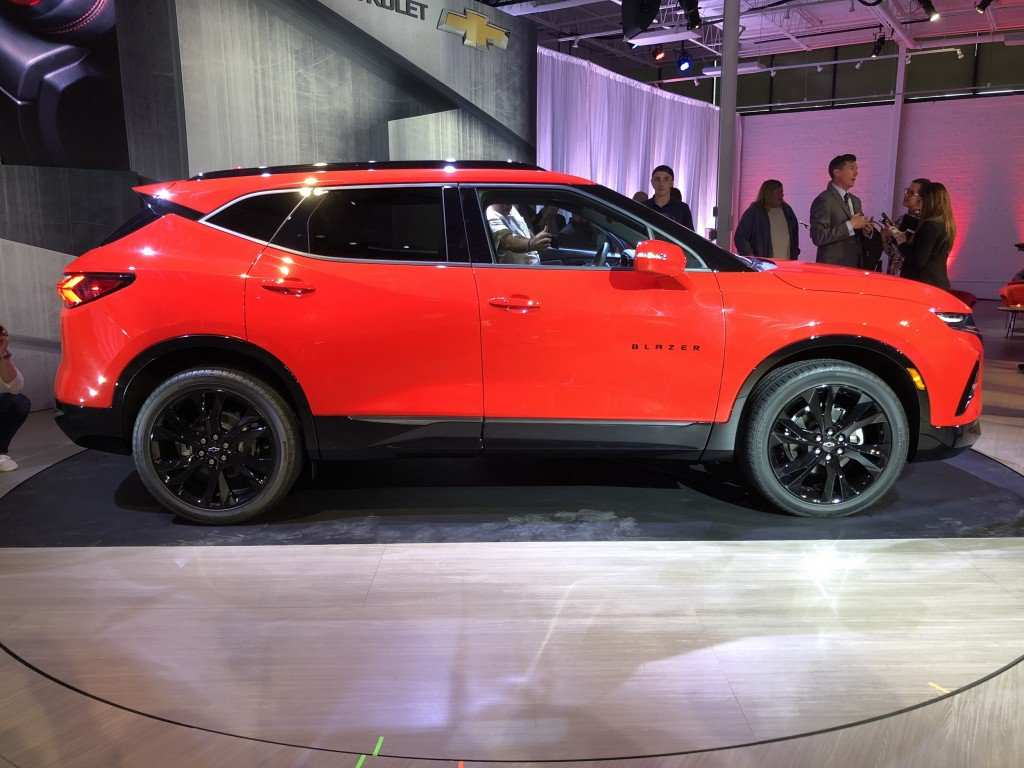26 The Chevrolet Blazer Ss 2020 Specs And Review
