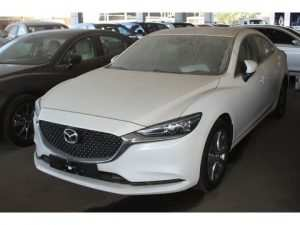 26 The Mazda 6 2019 White Reviews