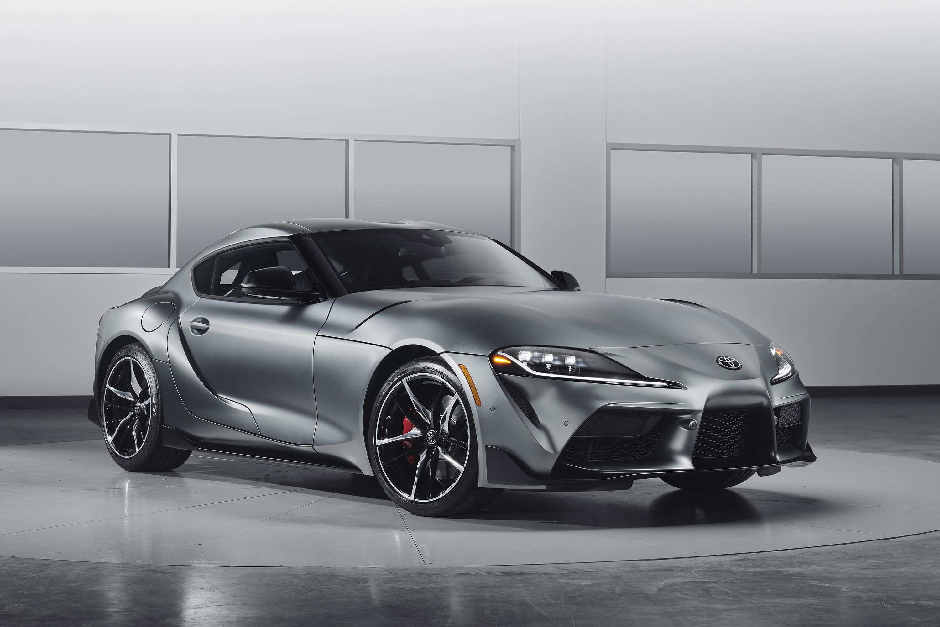 26 The Pictures Of The 2020 Toyota Supra Wallpaper