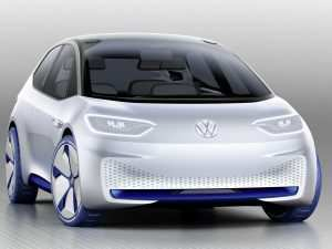 Volkswagen Electric Car 2020