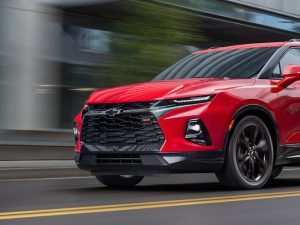 27 A 2019 Chevrolet Vehicles Wallpaper