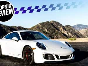 27 A 2019 Porsche Targa Gts Exterior and Interior