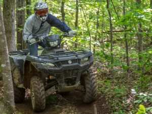 27 A 2019 Suzuki Atv Performance and New Engine